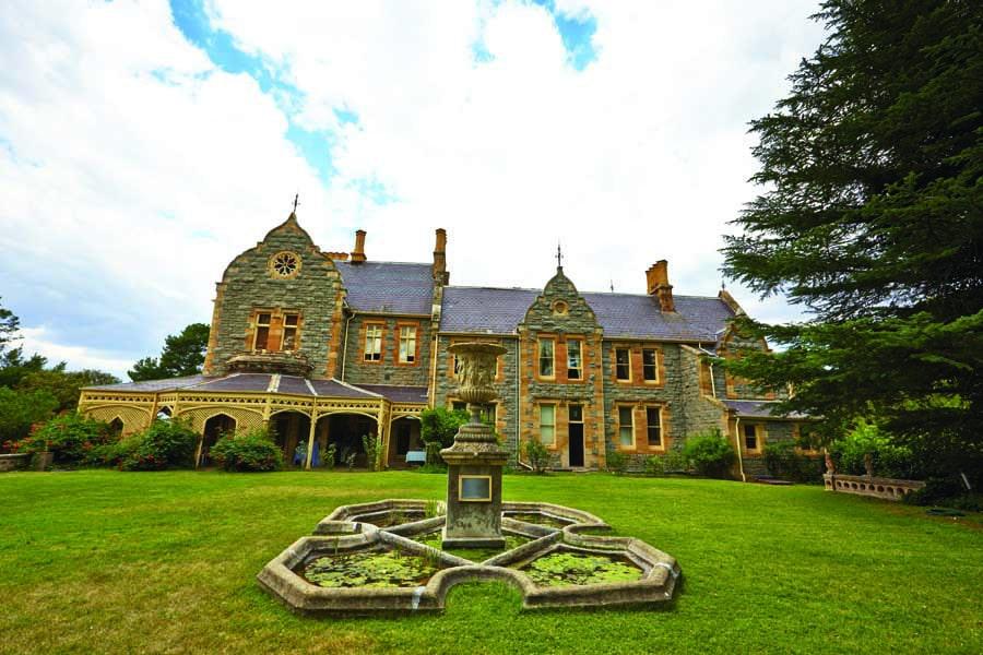 abercrombie house in bathurst. image destination nsw