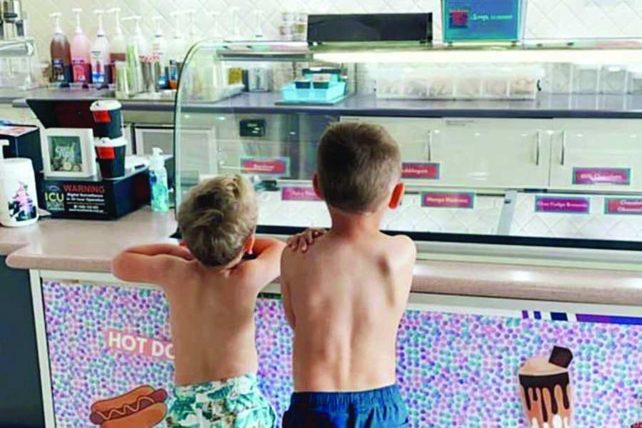 cafe kiama scoops ice creamery