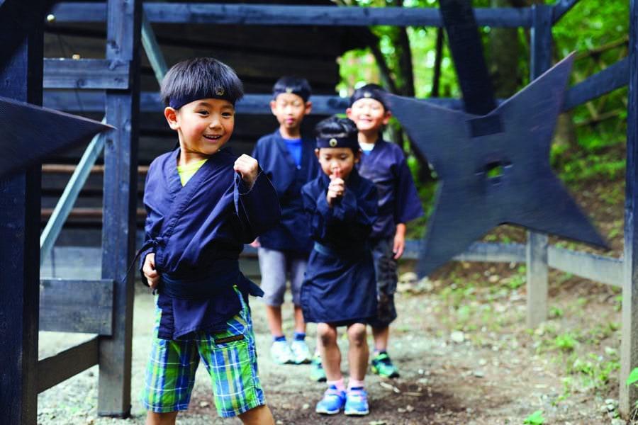 edo wonderland nikko edomura - best places to visit in Japan with kids