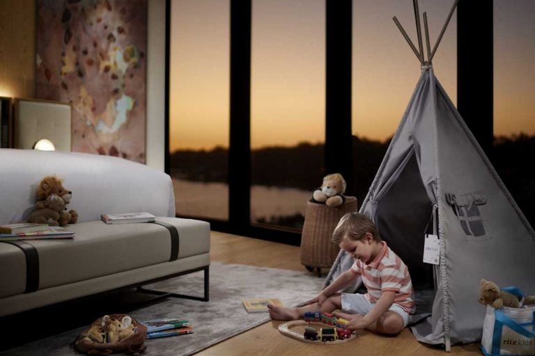 feature glamping at the ritz carlton perth