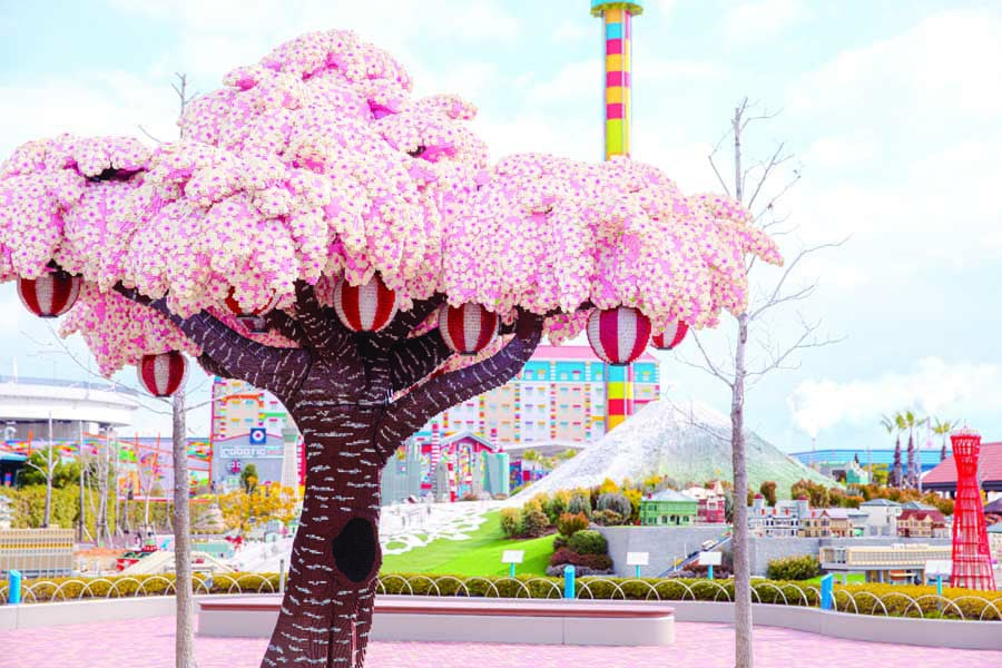legoland japan resort - best places to visit in Japan with kids