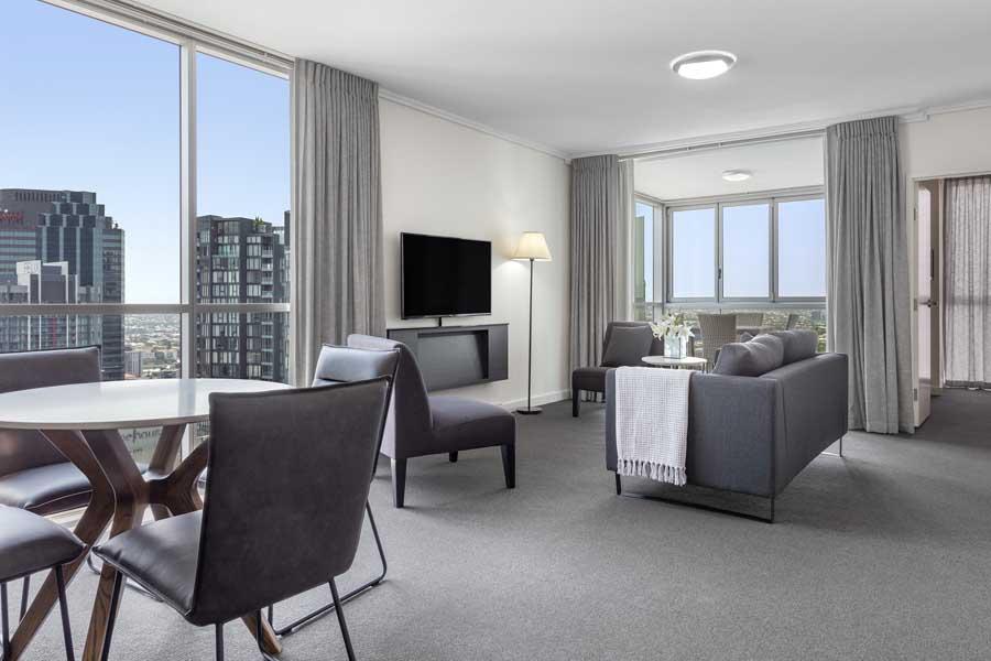oaks brisbane festival suites - a family friendly hotel in australia