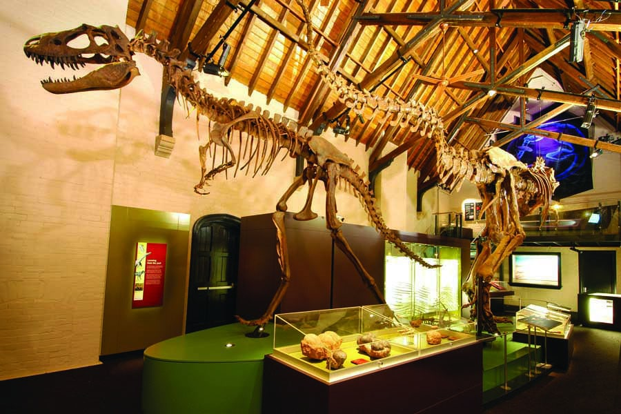 the australian mineral and fossil museum in bathurst. image destination nsw