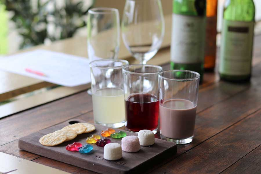 t Tulloch Wines, children aged four to 12 can enjoy a special Junior Tasting Experience which consists of three snacks paired with three non-alcoholic drinks.