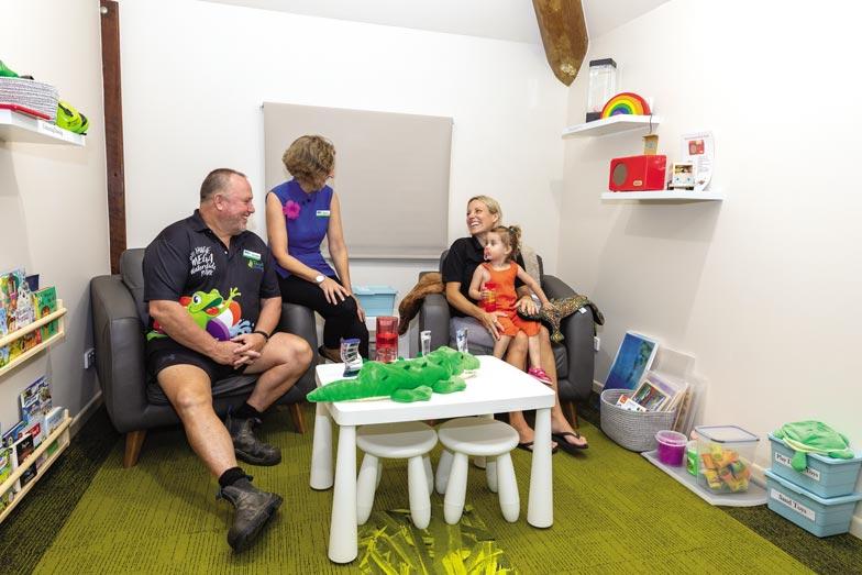 big4 whitsunday resorts new sensory room