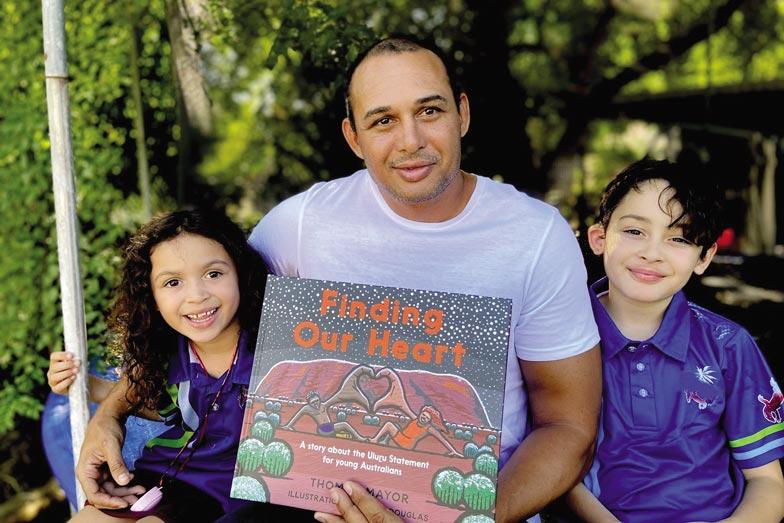 thomas mayor and his children