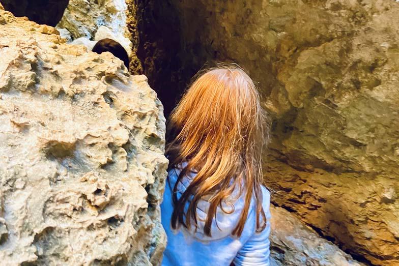 caving and exploring secret beaches in Kangaroo Island