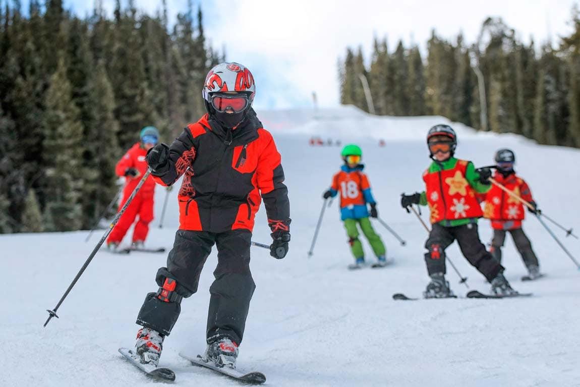 colorado ski school scooters
