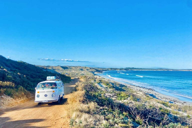 feature driving in vivonne bay