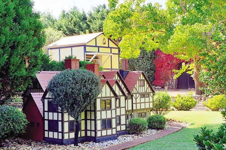 Amaze Miniature Park in Perth