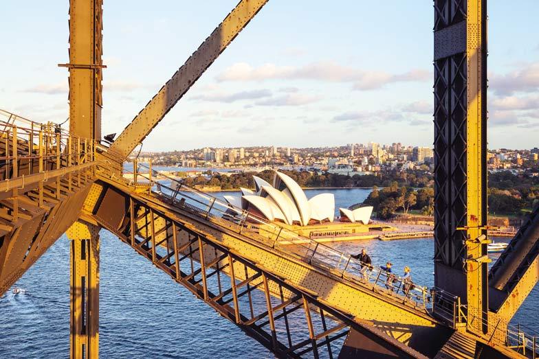 BridgeClimb Sydney. Image Destination NSW