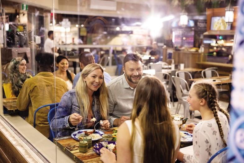 Dine at Avasana Afghan Street Food in Merrylands on a Taste Food Tour. Image Destination NSW