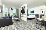 FEATURE A Deluxe Room at Oaks Cairns Hotel