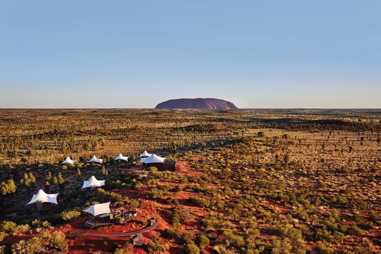 Longitude 131 in the Northern Territory. Image Tourism NT George Apostolidis