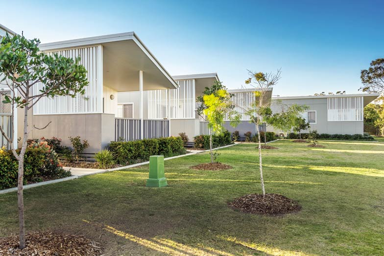 Osprey cabins in Tweed Holiday Parks Pottsville South, Australia