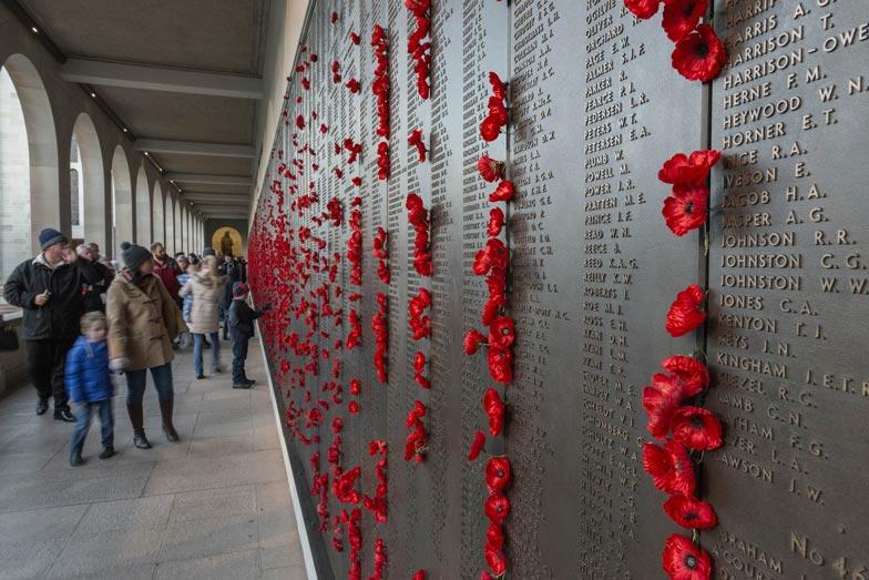 The Australian War Memorial. Image VisitCanberra