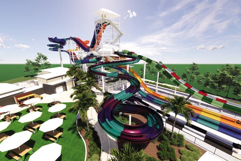 WetnWild New Slide Complex