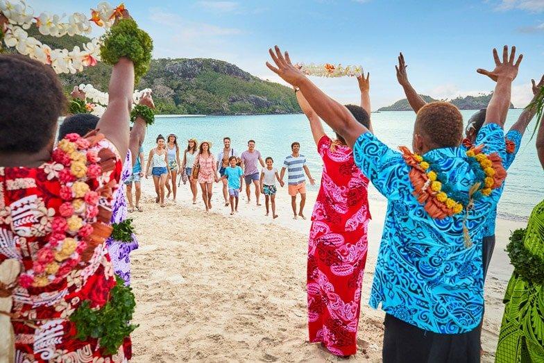 Fijian Welcome CREDIT Tourism Fiji